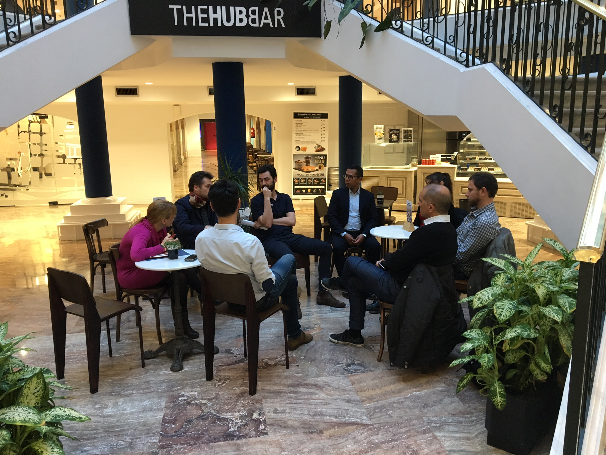 housfy inmobiliaria meetup